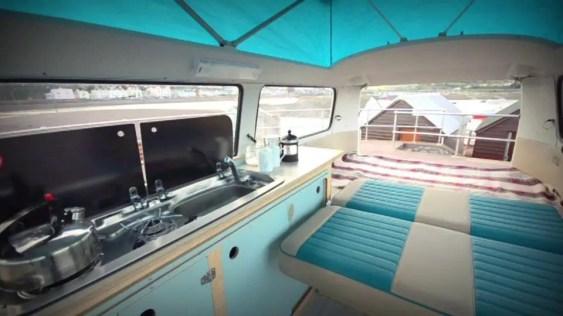 Badass DIY Camper Van Inspiration 6