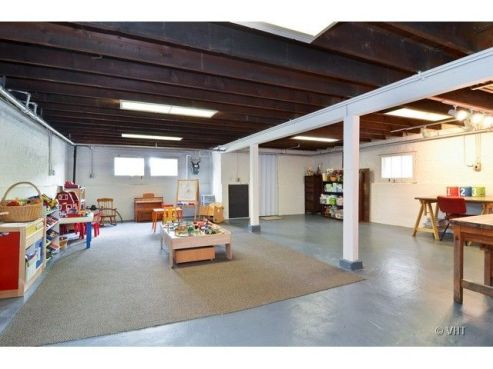 Basement Playroom Ideas 1