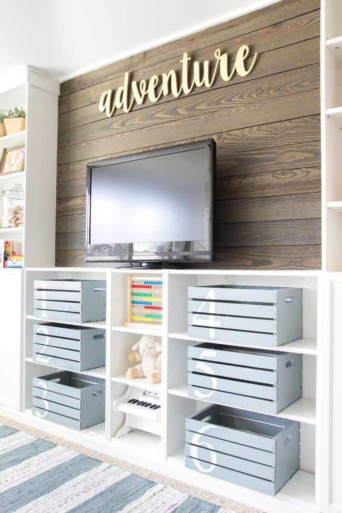 Basement Playroom Ideas 108
