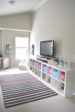 Basement Playroom Ideas 12