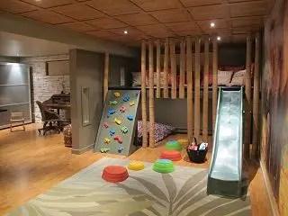 Basement Playroom Ideas 15