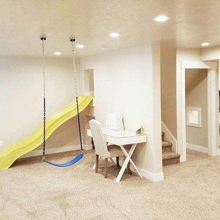 Basement Playroom Ideas 2