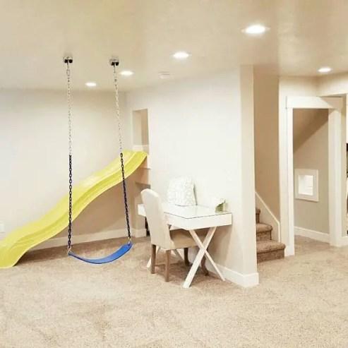 Basement Playroom Ideas 2
