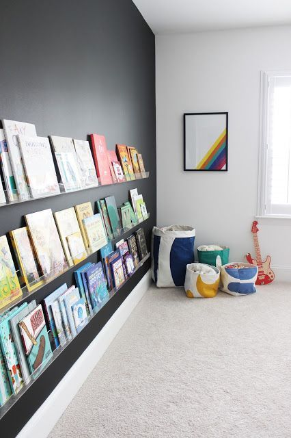Basement Playroom Ideas 3