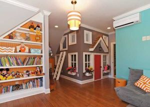 Basement Playroom Ideas 39