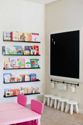 Basement Playroom Ideas 46