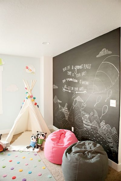 Basement Playroom Ideas 64