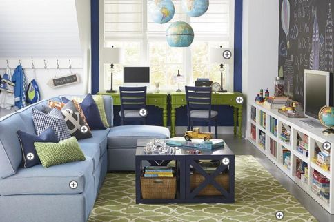Basement Playroom Ideas 72