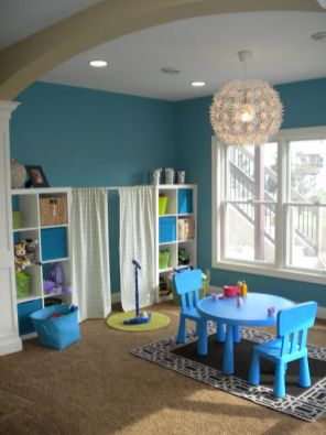 Basement Playroom Ideas 9
