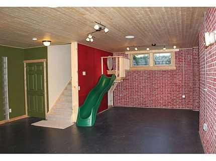 Basement Playroom Ideas 92