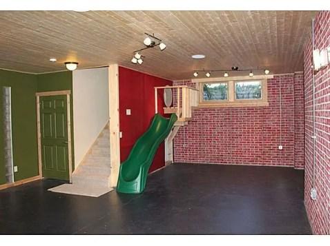 Basement Playroom Ideas 92