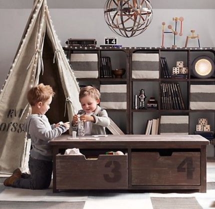 Basement Playroom Ideas 93