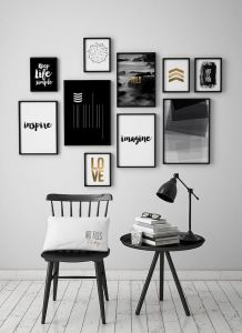 Black And White Decor 14