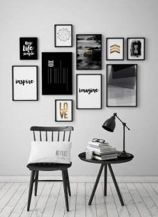 Black And White Decor 14