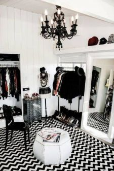 Black And White Decor 43