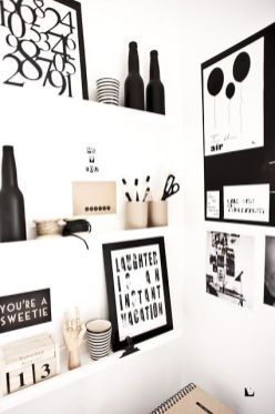 Black And White Decor 93