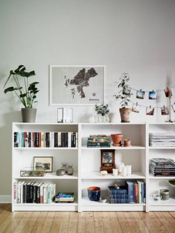 Bookshelf Styling Tips, Ideas, And Inspiration 11