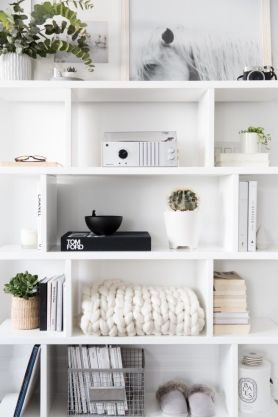 Bookshelf Styling Tips, Ideas, And Inspiration 13