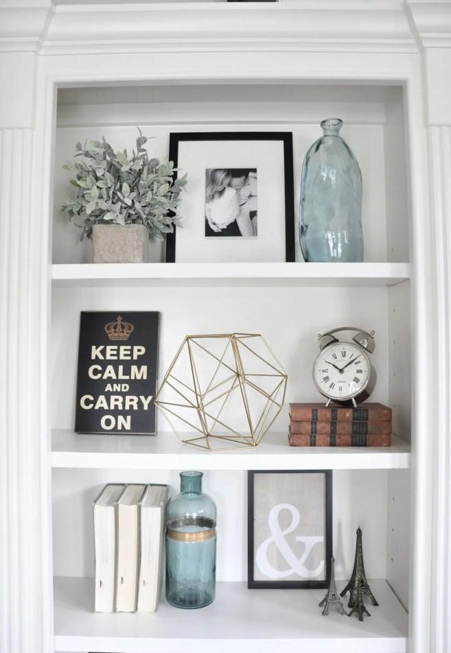 Bookshelf Styling Tips, Ideas, And Inspiration 2