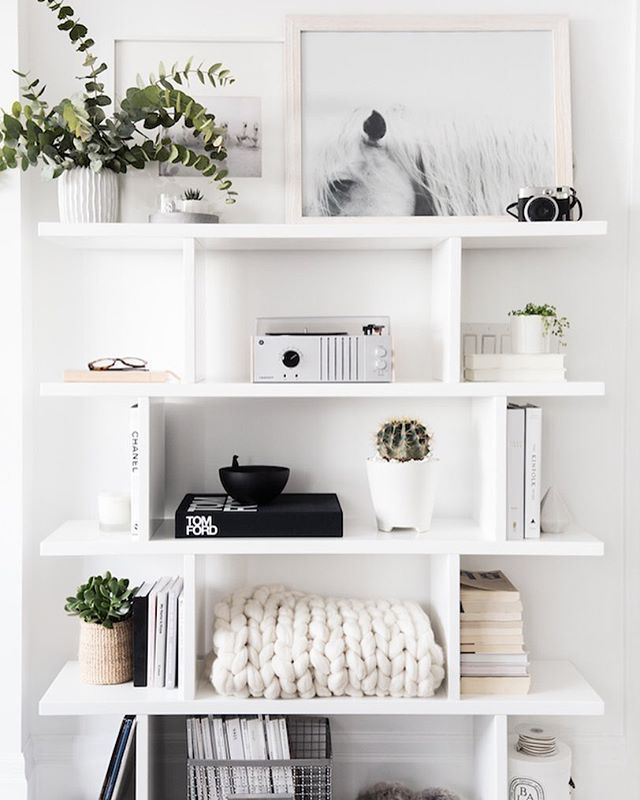 Bookshelf Styling Tips, Ideas, And Inspiration 20