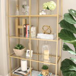 Bookshelf Styling Tips, Ideas, And Inspiration 21