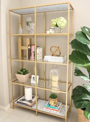 Bookshelf Styling Tips, Ideas, And Inspiration 21