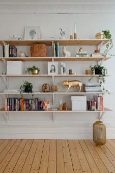 Bookshelf Styling Tips, Ideas, And Inspiration 36