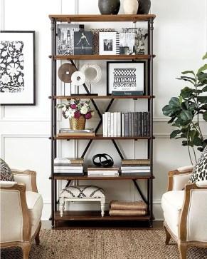 Bookshelf Styling Tips, Ideas, And Inspiration 38