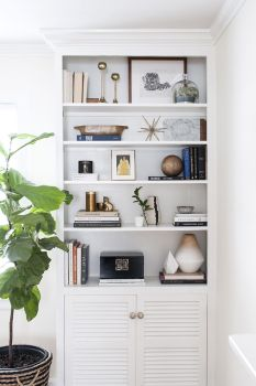Bookshelf Styling Tips, Ideas, And Inspiration 6