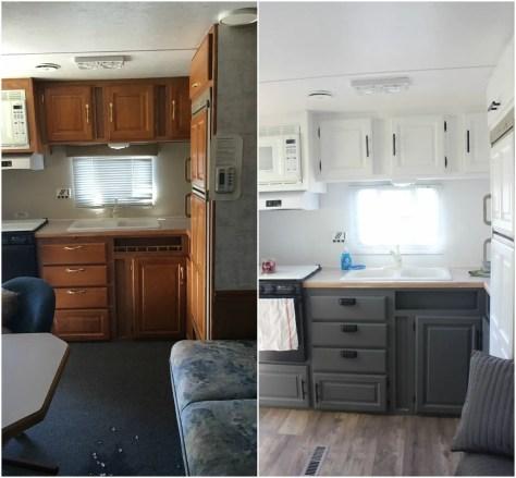 Camper Remodel Ideas 54