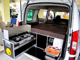 Crazy Van Decoration Ideas 19