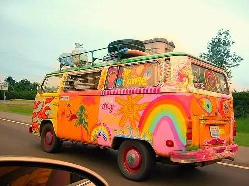 Crazy Van Decoration Ideas 30