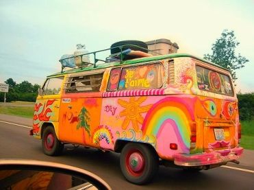 Crazy Van Decoration Ideas 30