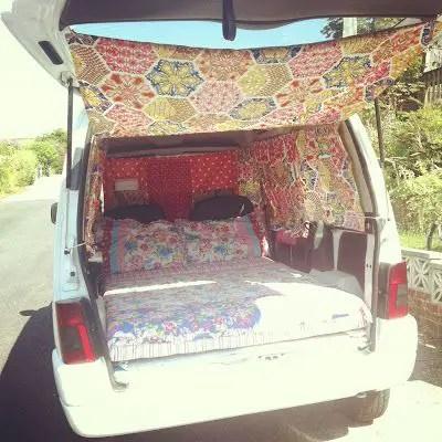 Crazy Van Decoration Ideas 38