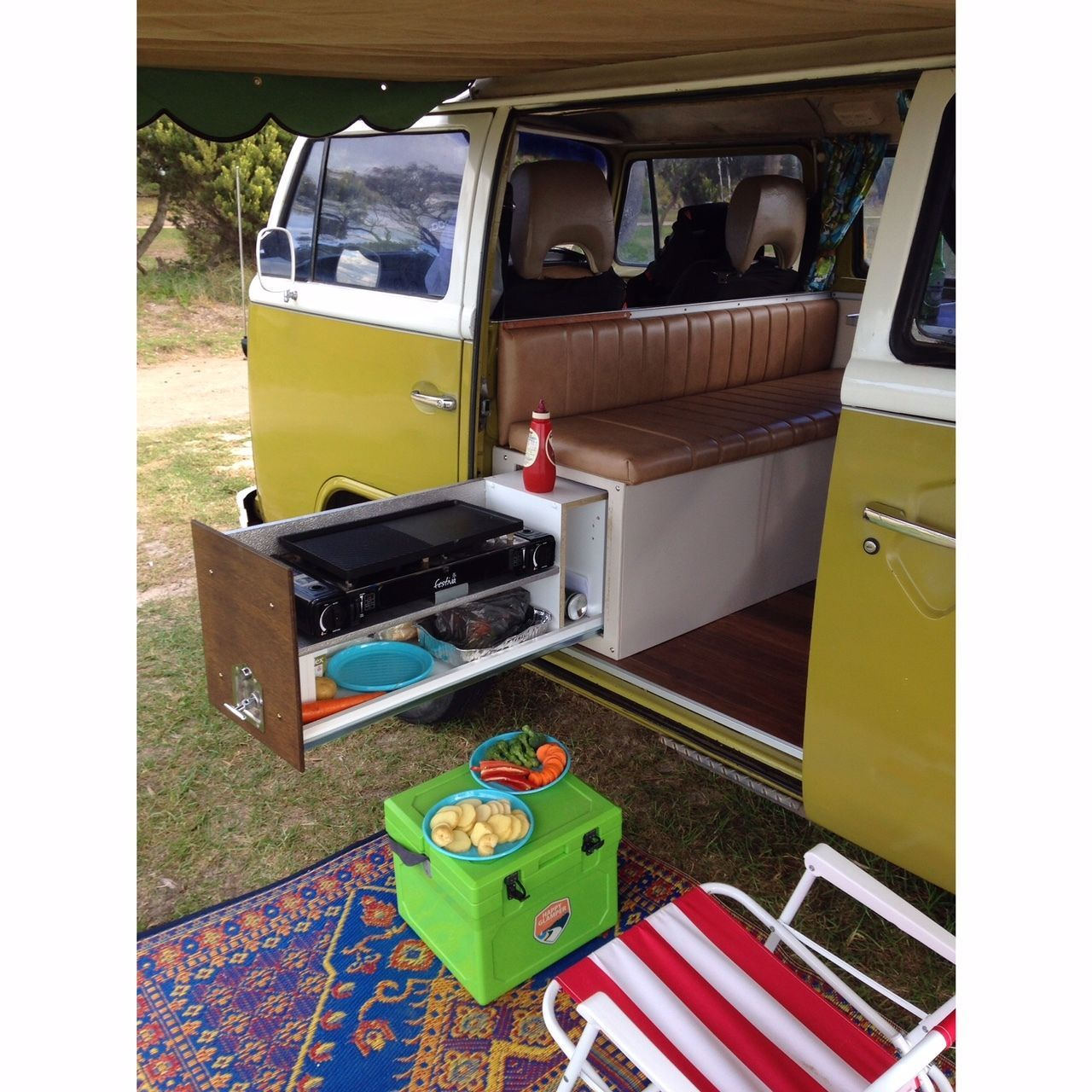 Crazy Van Decoration Ideas 46