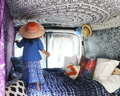 Crazy Van Decoration Ideas 50