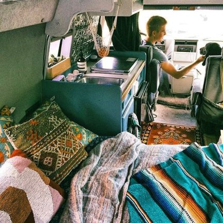 Crazy Van Decoration Ideas 58