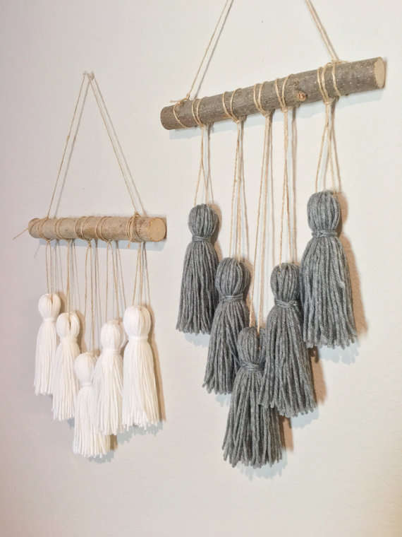 DECORATIVE WALL HANGINGS 97