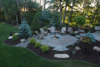 Design For Backyard Landscaping 100
