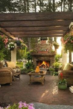 Design For Backyard Landscaping 16
