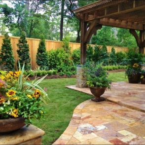Design For Backyard Landscaping 93