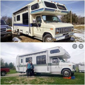 Easy RV Hacks Tips To Improve Your RV Ing 37