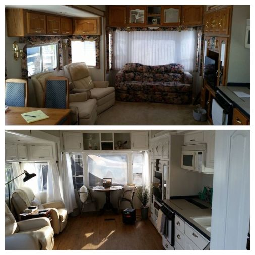 Easy RV Hacks Tips To Improve Your RV Ing 63
