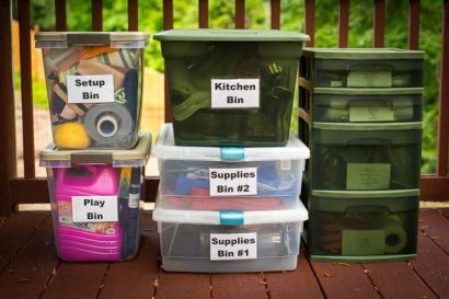 Great Tips For Organizing The Travel Trailer 52