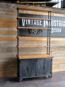 Industrial Furniture Ideas 14