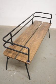 Industrial Furniture Ideas 26