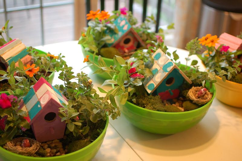 Magical And Best Plants DIY Fairy Garden Inspirations 14