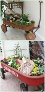 Magical And Best Plants DIY Fairy Garden Inspirations 17