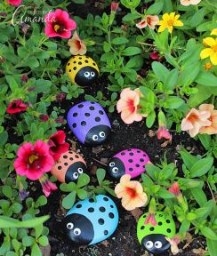 Magical And Best Plants DIY Fairy Garden Inspirations 34