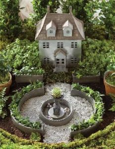 Magical And Best Plants DIY Fairy Garden Inspirations 58